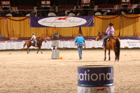 5 Drum Barrel Racing Exhib.